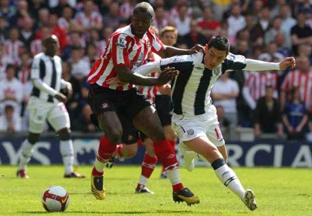 Sunderland want West Brom's Scotland midfielder Graham Dorrans - report