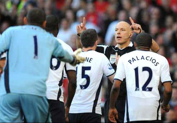 Howard Webb's journey - From Rotherham policeman to World Cup 2010 final referee