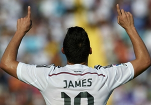 James Rodríguez - Gol Real Madrid vs Levante