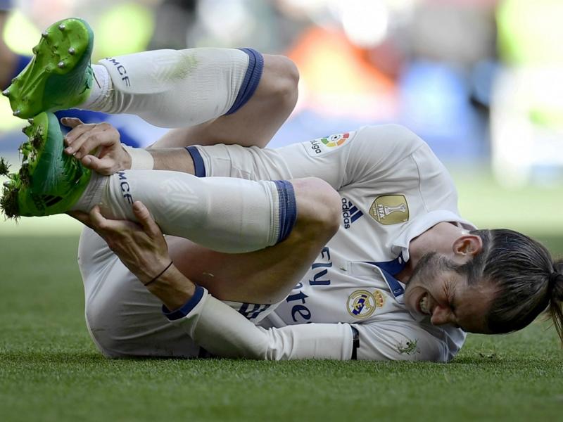 Real Madrid, Bale se blesse de nouveau lors du Clasico
