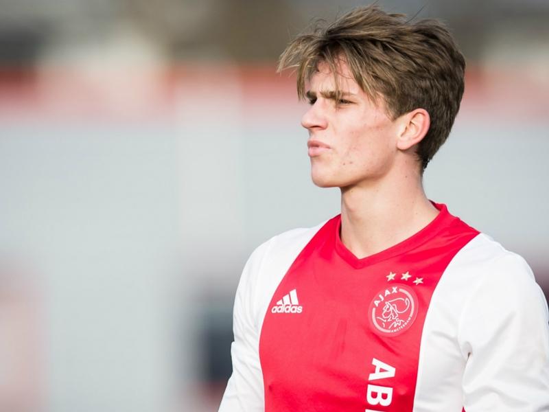 Ajax beat Bayern Munich to win Future Cup