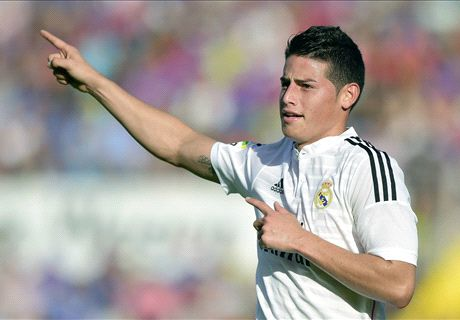 Le Ballon d'Or, Cristiano Ronaldo et Zidane, James Rodriguez se confie
