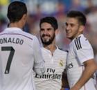 Atletico, Barca und Real im Gleichschritt