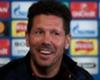 Simeone compares Leicester, Atleti