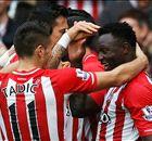 Report: Southampton 8-0 Sunderland