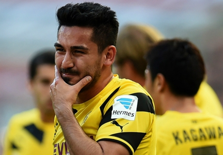Gundogan: BVB rejected Madrid offer