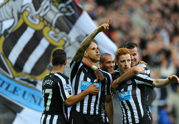 Newcastle 1-0 Leicester City: Obertan eases pressure on struggling Pardew