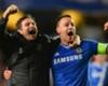 Chelsea: Lampard huldigt John Terry