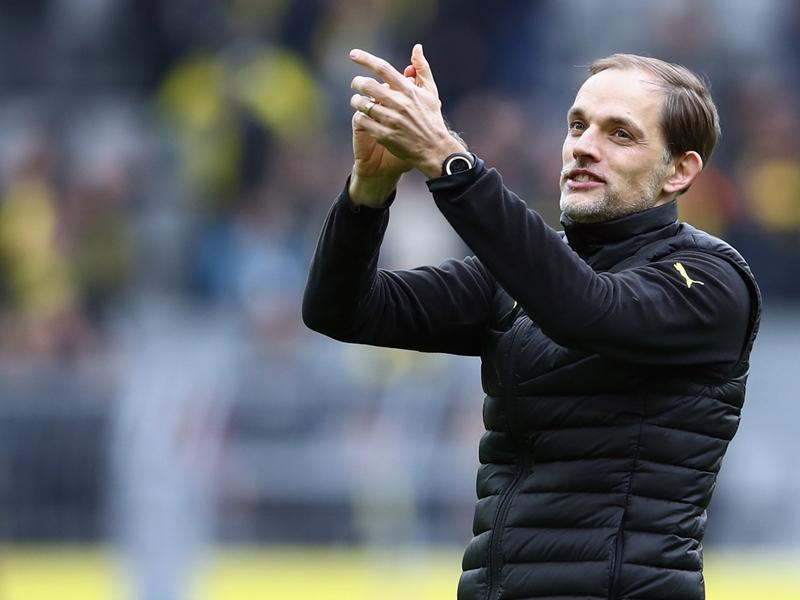 Dortmund will attack for full 90 minutes against Monaco, vows Tuchel