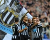 Newcastle United 1-0 Leicester City: Obertan gives hosts first league win