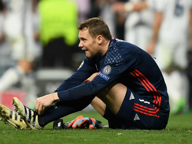 Bayern goalkeeper Neuer out for eight weeks, confirms Rummenigge