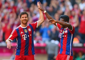 Xabi Alonso - Bayern Munchen