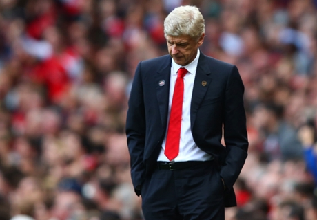 Wenger concerned with Arsenal form