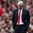 Arsène Wenger, cabizbajo en el enfrentamiento ante el Hull