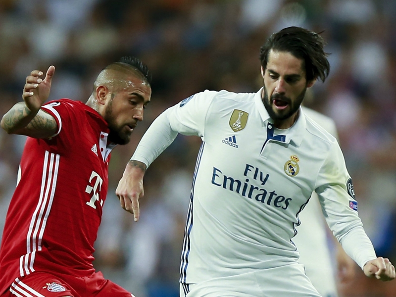 Isco on Bayern controversy: Incorrect refereeing decisions part of the game