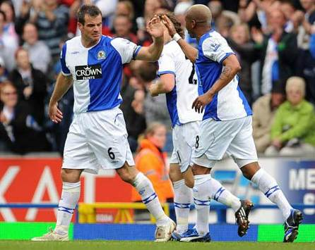 EPL: Ryan Nelsen, Blackburn Rovers - Wigan Athletic (PA)