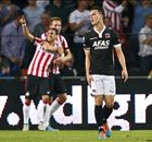 Maher en Willems leiden PSV langs AZ