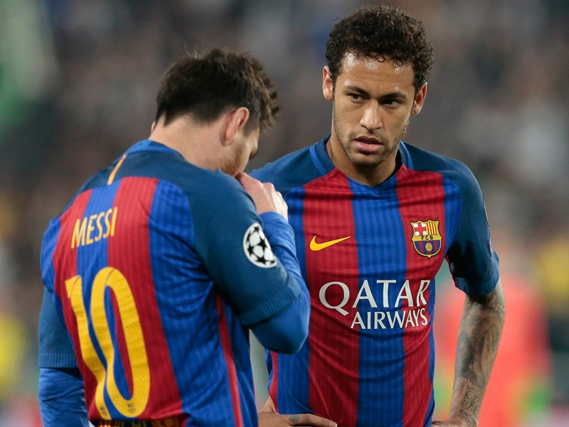 TEAM NEWS: Messi, Suarez & Neymar start as Barcelona attempt another great escape