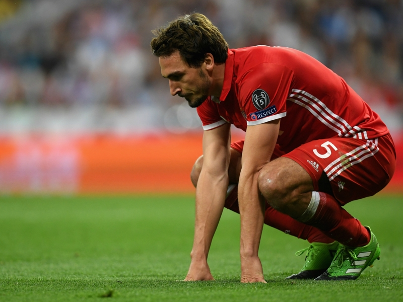 The referee had an extremely bad game - Hummels joins calls for video technology