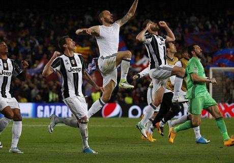 RAPOR PEMAIN: Barcelona 0-0 Juventus
