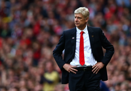 Wenger laments Arsenal focus