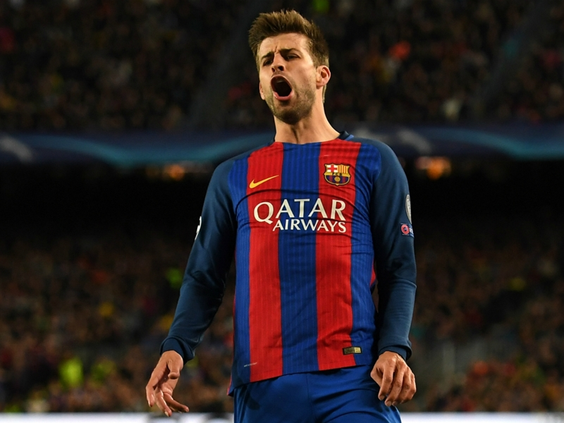 'I think they can win the tournament' - Barcelona star Pique praises Juventus