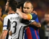 Iniesta shifts focus to El Clasico after Champions League exit