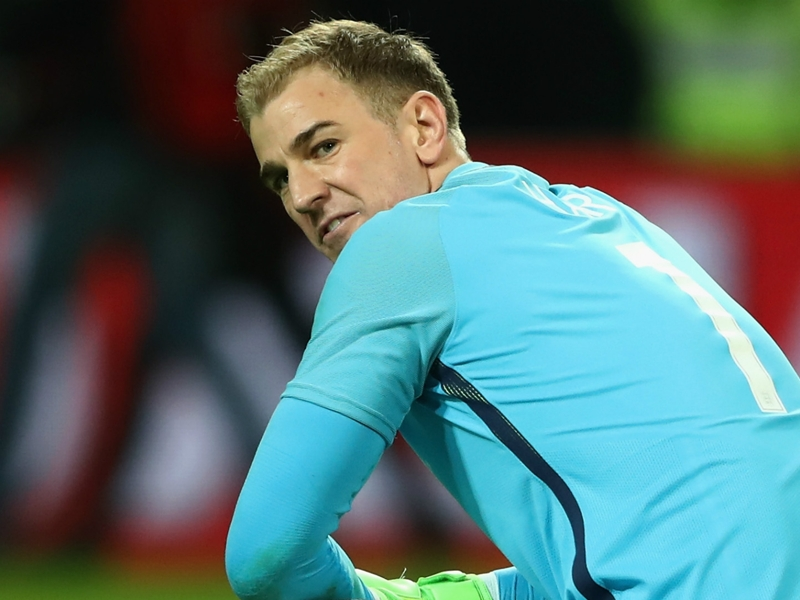 Klopp rules out Liverpool move for Hart 'in the moment and in the future'