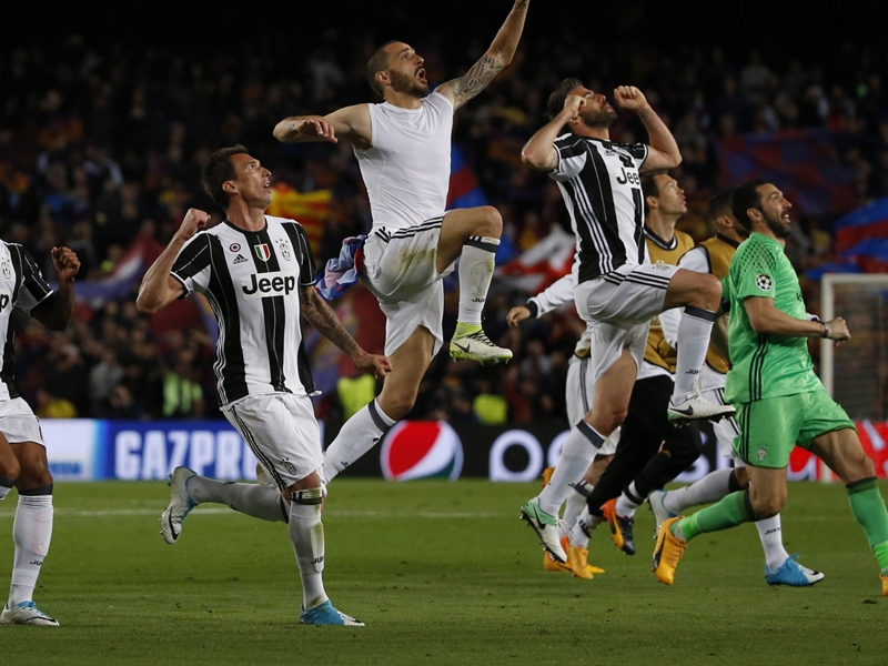 Juventus showed they are built to win the Champions League - Del Piero