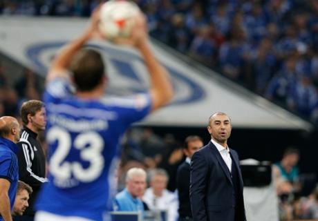 Der Bundesliga-Spieltag in Bildern