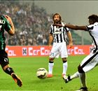 Player Ratings: Sassuolo 1-1 Juventus