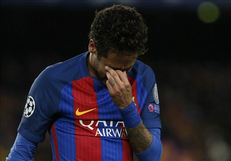 Barcelona star Neymar confirms split