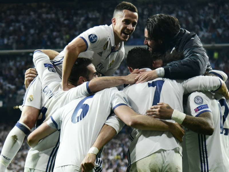 Champions League Betting: Bookmakers can't split Real Madrid and Juventus