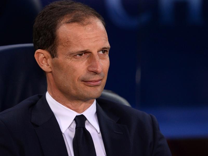 """Allegri : """"La Juventus n'est pas une machine parfaite"""""""