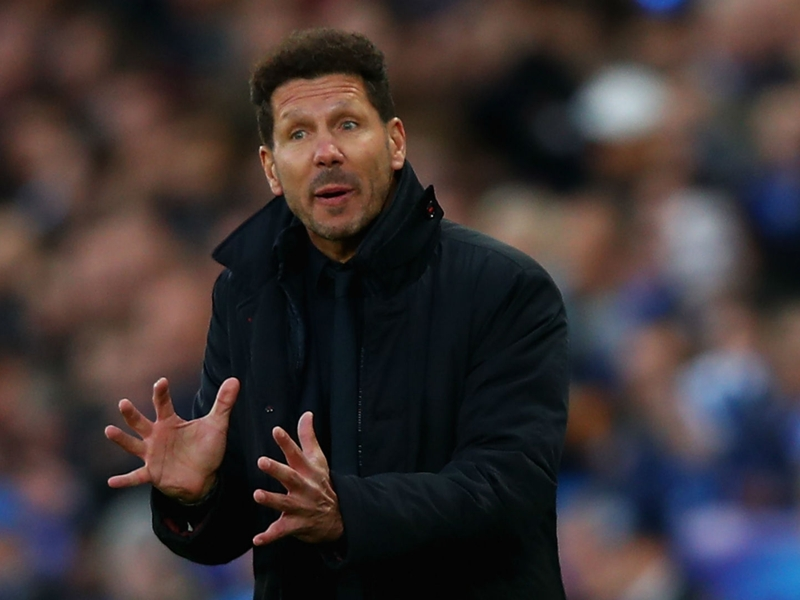Atletico not caught up on revenge against Real Madrid in Champions League, says Simeone