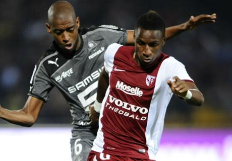 Résumé de match, Metz-Rennes (0-0)