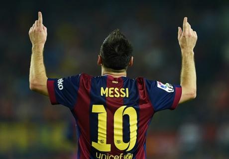 Klaassen: Messi has never been my idol