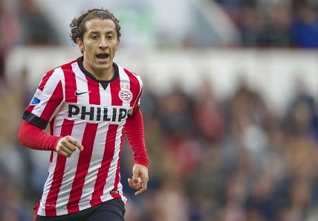 Afición del PSV ovacionó a Guardado