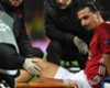 'We are in trouble' - Mourinho sounds the alarm after Ibrahimovic injury