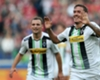 Traf gegen Hannover 96 doppelt: Gladbach-Stürmer Max Kruse