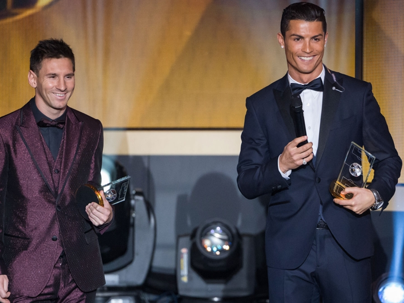 Puyol: Ronaldo is one of the best players in history, but Messi is better