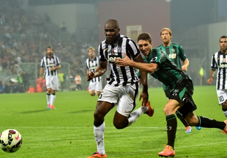 Match Report: Sassuolo 1-1 Juventus