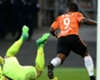 Waris & Moukandjo in Lorient's big win