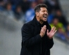 Simeone hails clinical Atletico