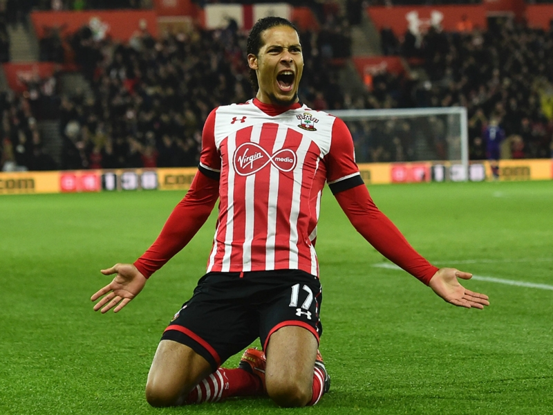 Why Man City, Arsenal and seemingly everybody else wants Southampton defender Van Dijk