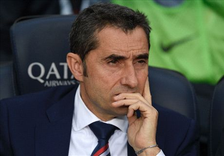Valverde top choice for new Barca boss