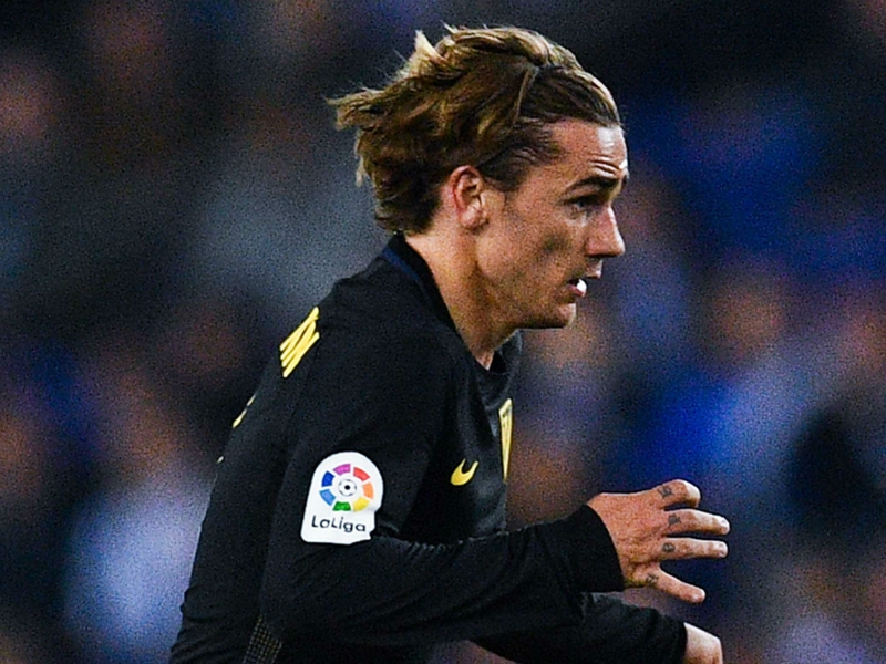 Griezmann walks out on interview after questions over Atleti future