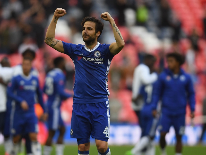 Fabregas: Four Chelsea players could have been PFA Player of the Year