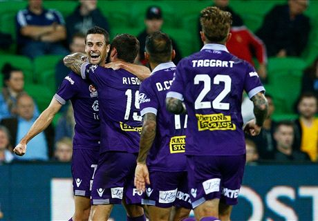 Glory target another upset