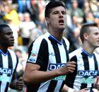 Non basta Borriello: l'Udinese mette la 3ª